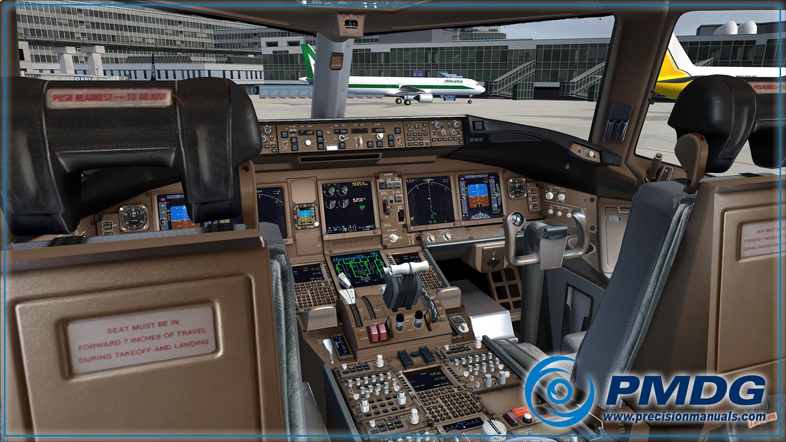 PMDG 777 VC 01s