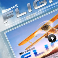 New Microsoft Flight SImulator - Angle of Attack