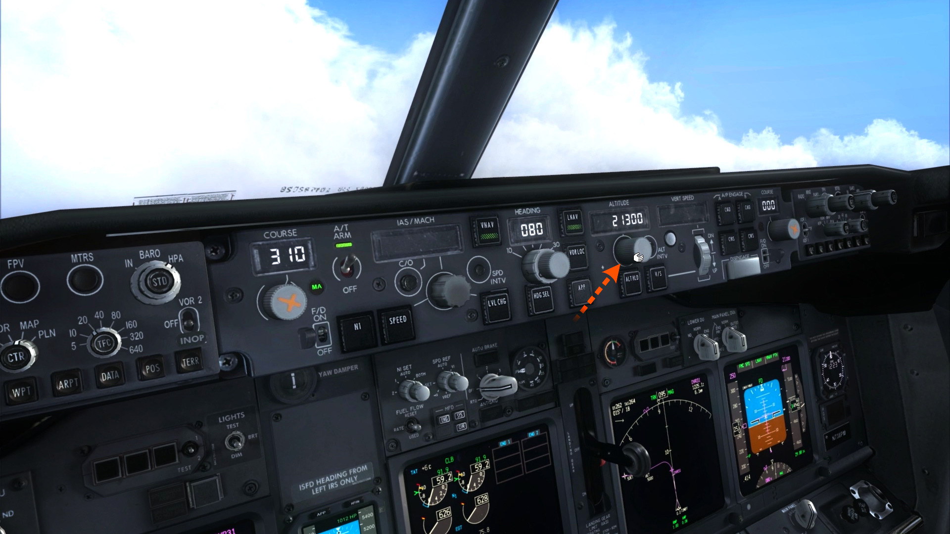The Ultimate 737 FlightWork Preview - Angle of Attack