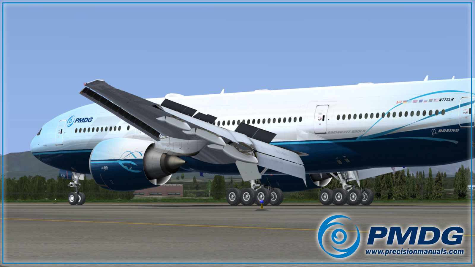 PMDG 777 Shots That Will Make a Grown Man Cry - Angle of Attack